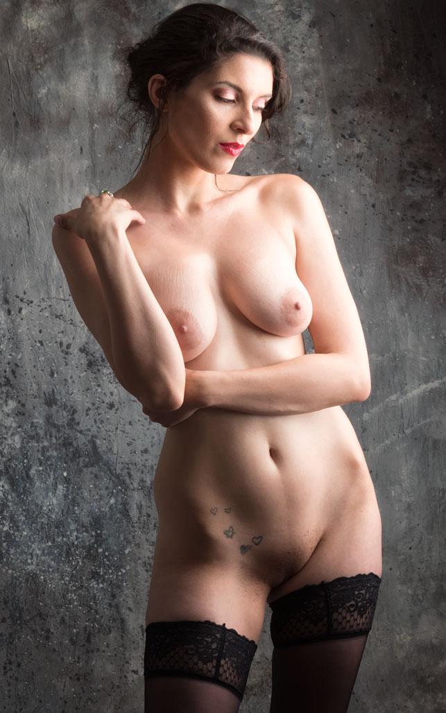 Nude Boudoir Photos