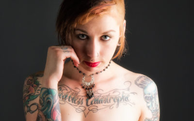 After the Pandemic: Looking to Continue the Nude Tattooed Project